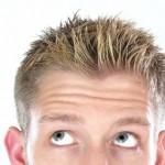 Caida del cabello al usar gomina