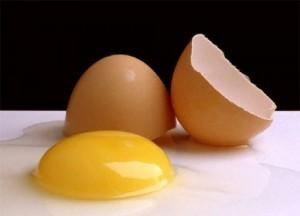 Tratamiento de huevo para el cabello
