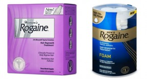 Minoxidil Rogaine