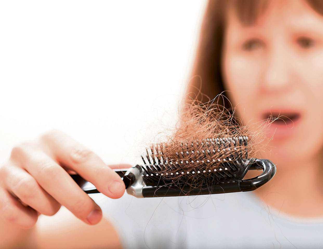 Como peinarse los cabellos así que ellos no caían
