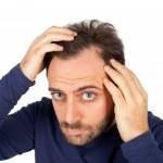 Signos de la caída del cabello
