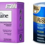 Minoxidil de Rogaine