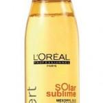 Protección solar para el cabello